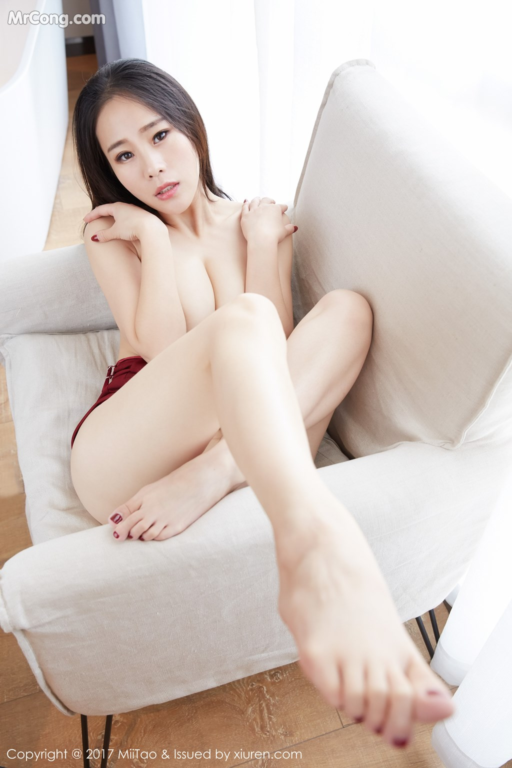 Image MiiTao-Vol.079-Yu-Wei-MrCong.com-032 in post MiiTao Vol.079: Người mẫu Yu Wei (雨薇) (54 ảnh)