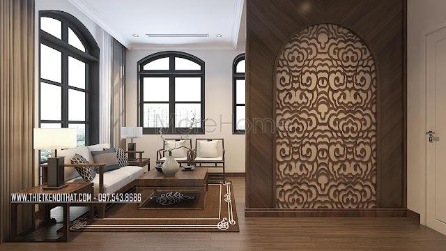 Trang trí nội thất biệt thự theo phong cách đẳng cấp hiện đại 1
