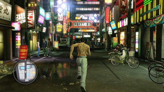 Yakuza Kiwami | LucullusGames