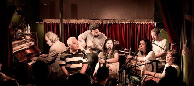 Sábado tem show de Benjamim Taubkin e Clareira no Sesc Registro-SP
