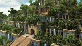 El tribunal de la historia maravillas del mundo antiguo for Jardines colgantes babilonia