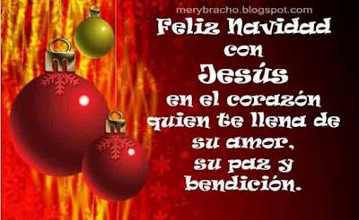 Resultado de imagen para imagenes de feliz navidad cristiana