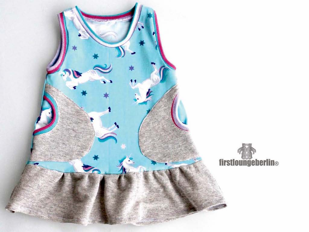 Schnittmuster babykleid gratis