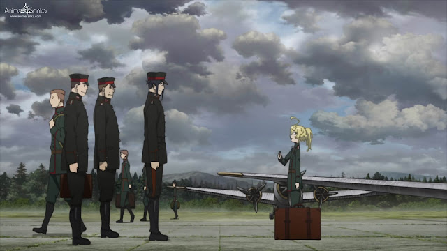 فيلم انمى Gekijouban Youjo Senki بلوراي 1080P مترجم اون لاين تحميل و مشاهدة