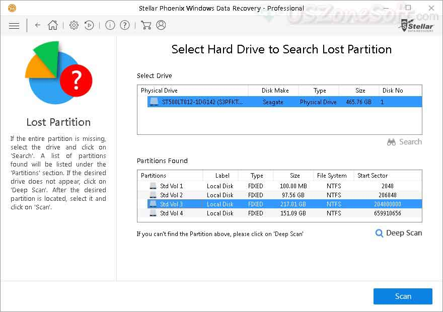 Stellar Phoenix Windows Data Recovery Free Download For Windows, Mac