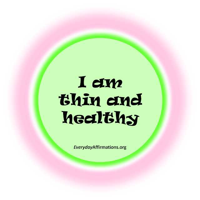 Daily Affirmations, Affirmations for Weight-loss