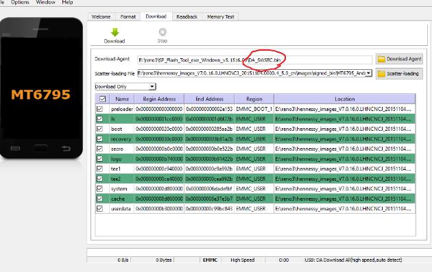 Cara Mudah Flashing (Install Ulang) Redmi Note Stock ROM Melalui SP FLASH TOOL