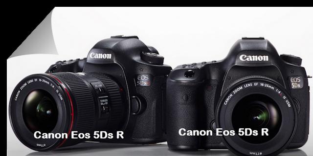 Spesifikasi dan Harga Kamera Canon Eos 5Ds