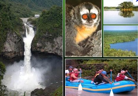 El Ecoturismo en el Ecuador – Ecoturismo