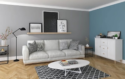 interior design for simple house