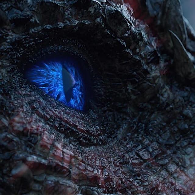 Dragons Eye Wallpaper Engine