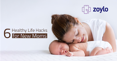 Healthy tips for a new mother