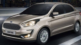 New Ford Aspire launches in India, these are new features
