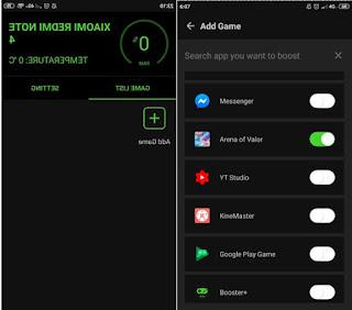 Game Booster 4x Faster Solusi Buat Handpone Lemot Anda