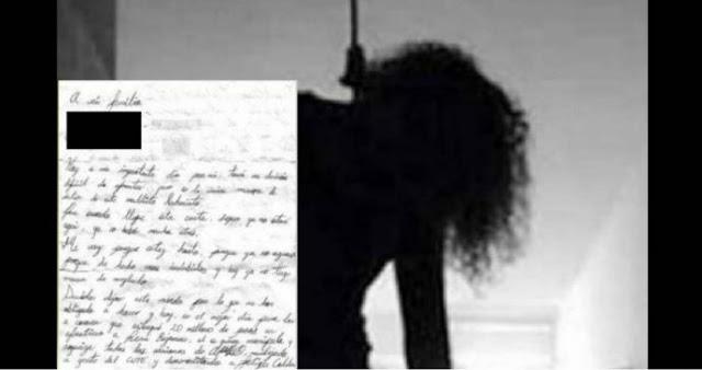 Adolescente de 13 años se suicida tras ser víctima de bullying