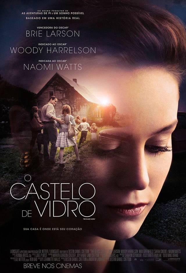 Capa do Filme O Castelo de Vidro