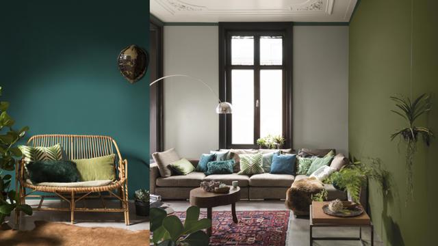 Conservatory Interior Paint Colour Schemes