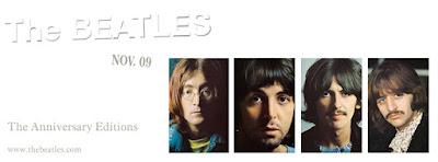 Próxima Reedición Aniversario del ALBUM BLANCO de Los BEATLES