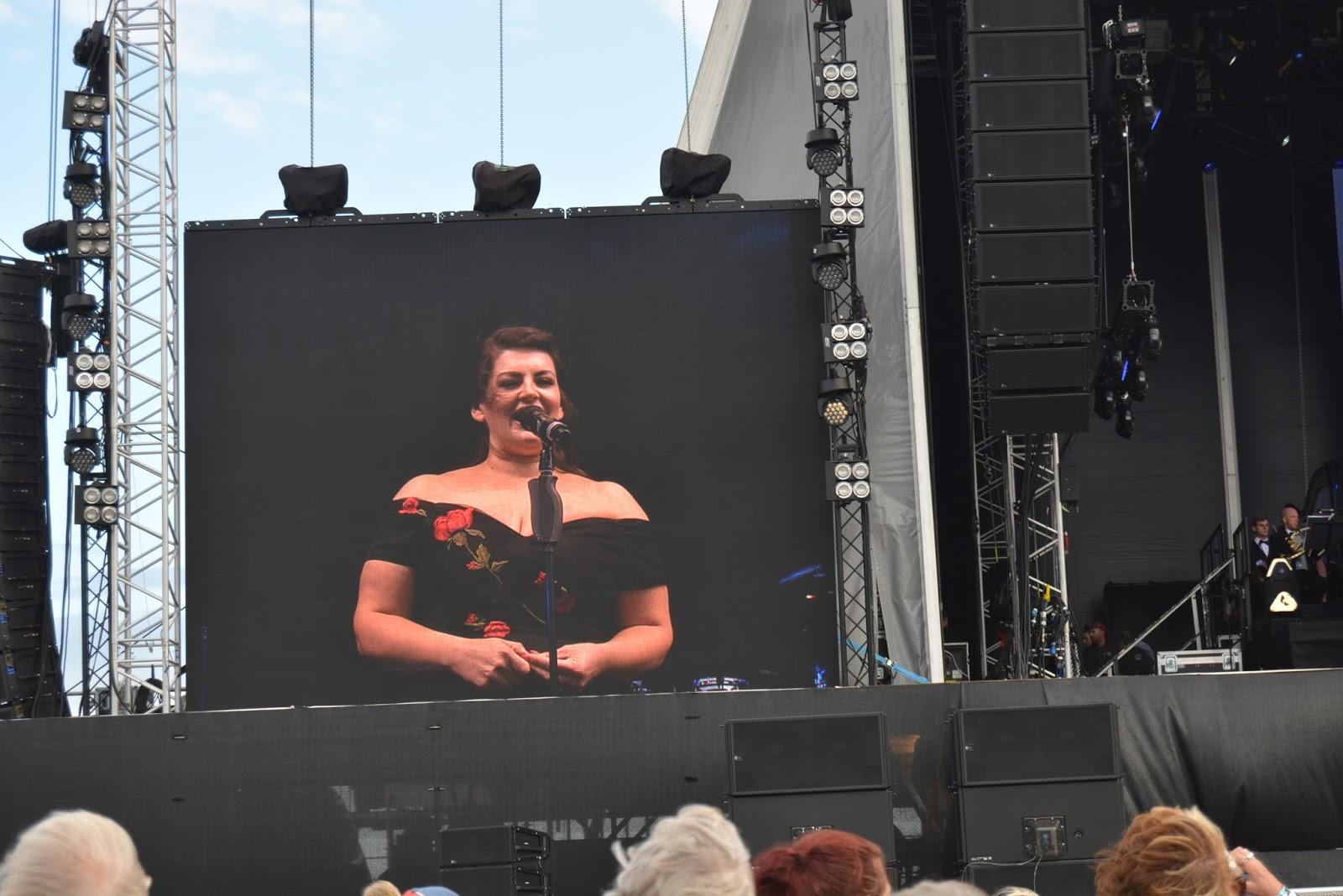 jodie prenger, oliver, nancy, west end, musical, oliver twist, lytham festival, concert