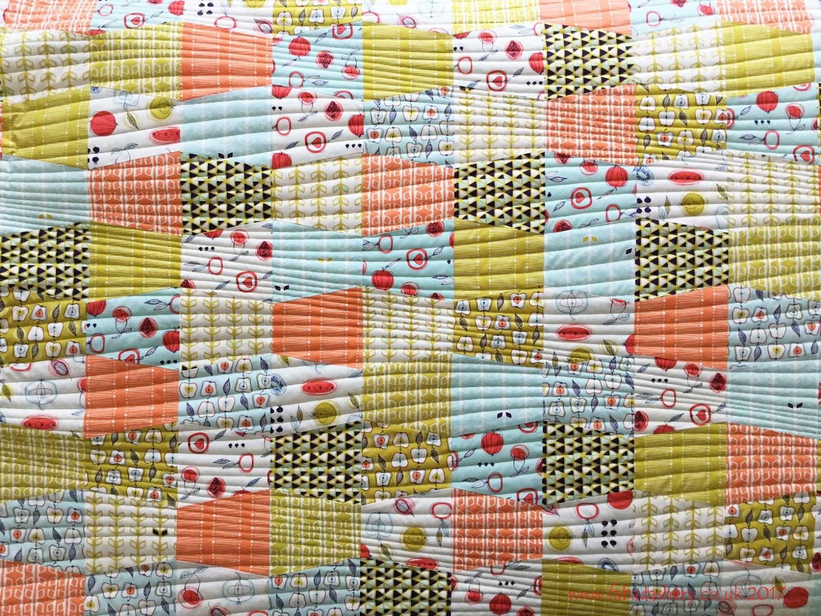 Modern Digital Quilting Patterns : Fabadashery Longarm Quilting