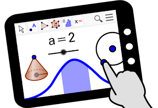 GeoGebra New Version Designed for Teaching and Learning Algebra and Geometry