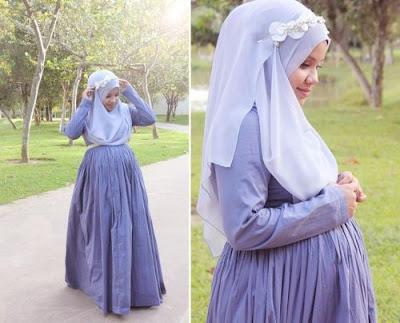 Baju Hamil Modis Muslimah 4