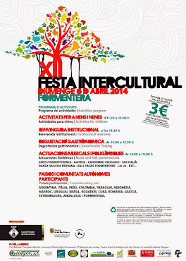 XII Fiesta Intercultural 2014