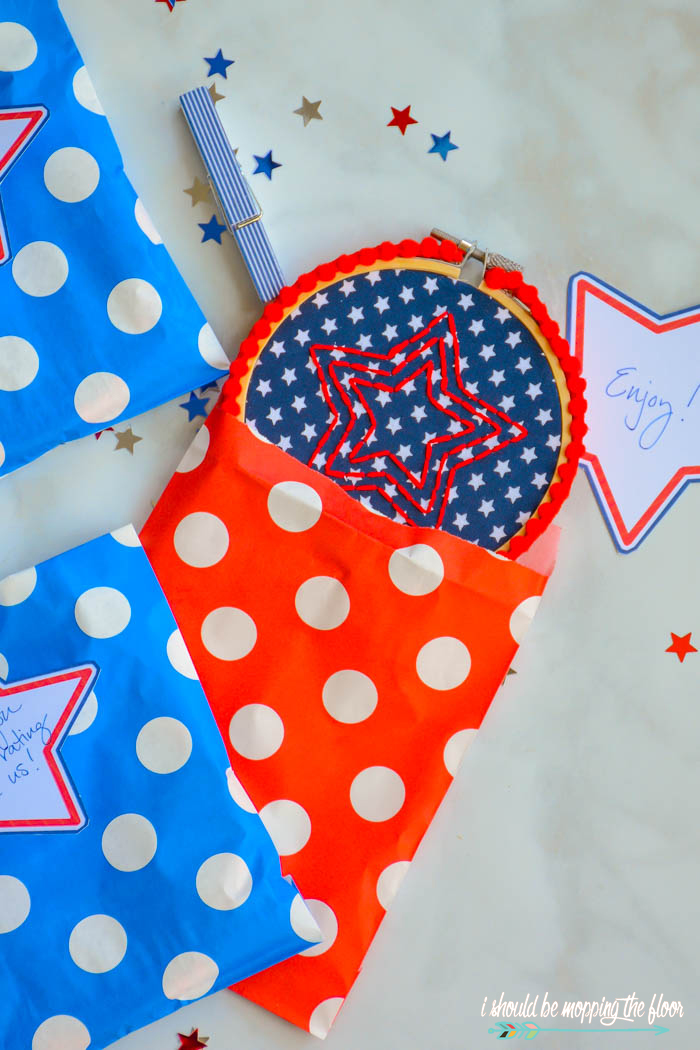 Fourth of July Favor Idea