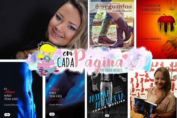 [Parceria] Camila Moreira