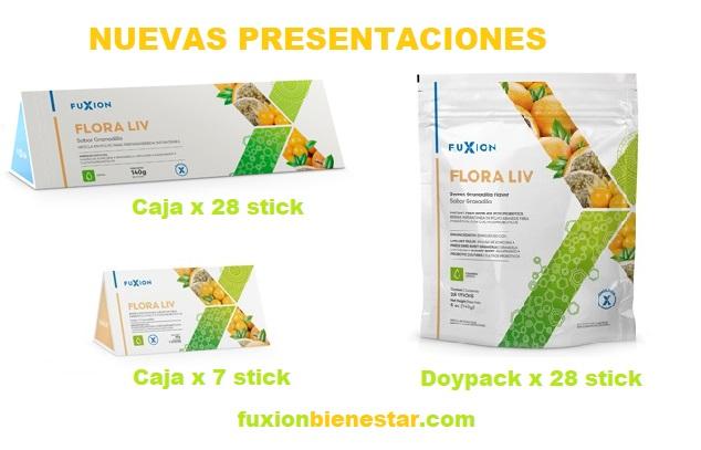 7c0e60a4157d FuXion Bienestar- Productos 100% naturales: FLORA LIV FUXION