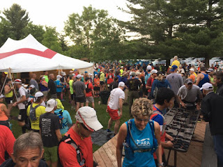 Kettle Moraine 100 #2: A Tough(er) Row to Hoe