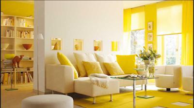Inspirasi Rumah Nuansa Kuning Ceria 3