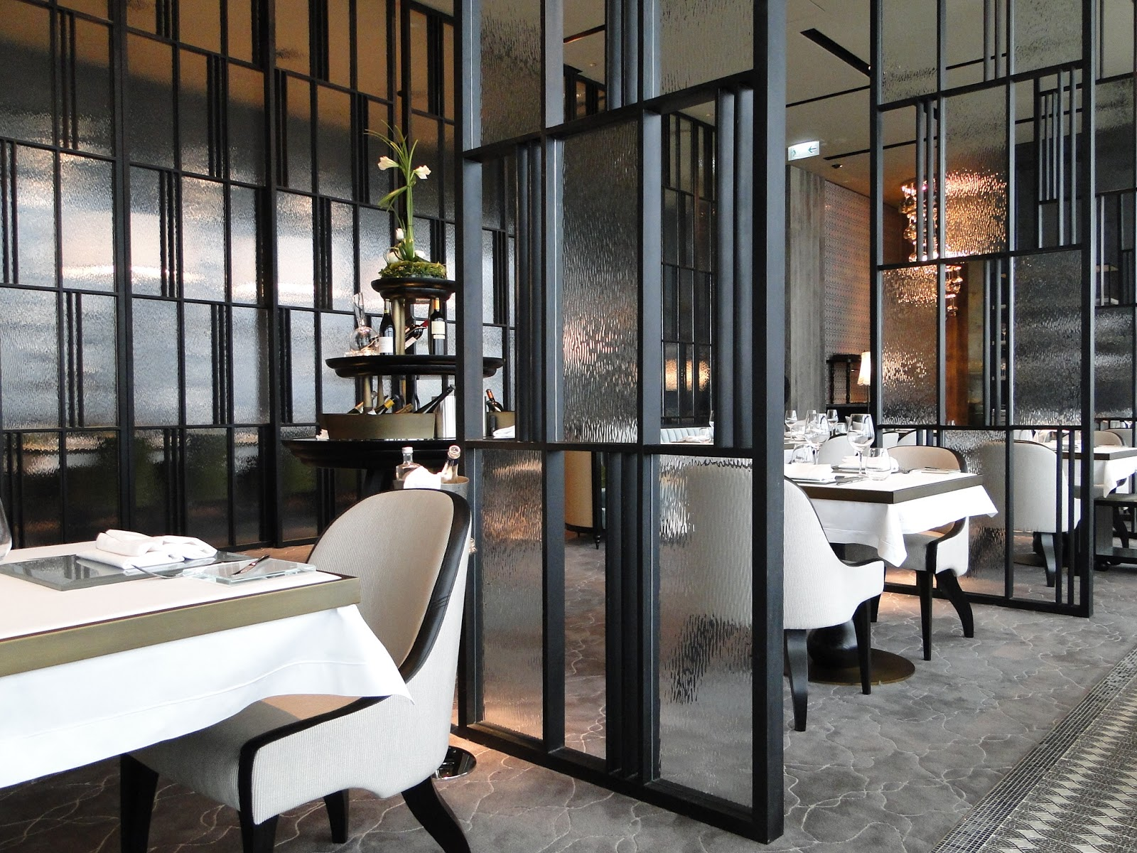 The french window hong kong china a traveling for Restaurant window design