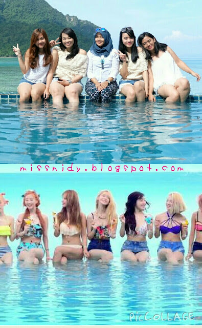 snsd in thailand