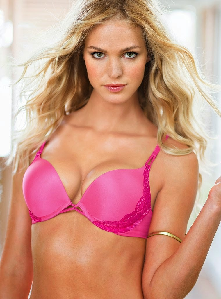 "Erin Heatherton Biography  Born Erin Heather Bubley March 4, 1989 (age 23) Skokie, Illinois, United States Ethnicity Jewish Height 5 ft 11 in (1.80 m) Hair color Blonde[1] Eye color Green[1] Measurements 33–24½–34 (US) 83–62–86 (EU) Dress size 4 US/34 EU Shoe size 9 US/40 EU Manager Marilyn Agency Erin Heatherton (born Erin Heather Bubley on March 4, 1989) is an American fashion model.  Contents    1 Early life 2 Career 3 Personal life 4 References  Early life  Heatherton was born and raised in Skokie, Illinois, the daughter of Laura (née Stein) and Mark Bubley. Her family is Jewish, and she attended Solomon Schechter Day School, a Jewish day school, as well as Niles North High School.  Career  Heatherton was discovered vacationing on South Beach, Miami, and eventually signed with the Marilyn Agency. She launched her career in New York City, walking for Diane von Fürstenberg, and has since modeled for Shiatzy Chen, Oscar de la Renta, Tommy Hilfiger and others. She has appeared on the cover of D, Grazia, Velvet, and MUSE. Heatherton is featured on the Victoria's Secret website and is currently a Victoria's Secret Angel. She walked in the Victoria's Secret Fashion Show in 2008, 2009, 2010, and 2011. Heatherton was a featured model in the 2010 Victoria's Secret SWIM catalog, as well as the ""Body by Victoria"" campaign.  Personal life  Heatherthon has been dating actor Leonardo DiCaprio since December 2011.  References   a b c d e f g h i j k Erin Heatherton  at the Fashion Model Directory  ""From sneakers to 6-inch heels""  October 22, 2006, Chicago Tribune  http://articles.chicagotribune.com/2005-07-10/news/0507100078_1_late-chicago-proud-grandmother   ""Skokie native Erin Heatherton modeling for Victoria's Secret""  Sun Times  ""From sneakers to 6-inch heels""  October 22, 2006, Chicago Tribune  http://heymanhustle.com/articles/news/23-news/167524-erin-heatherton   http://letmypeoplegrow.org/2012/03/jews-newsmax-schneider-darren-star-miriam-shor/   Profile  at Models.com  Profile  at NY Magazine  Go Behind the Scenes of the Victoria's Secret Swim Catalog!  ETonline.com.  Local Model Works it for Victoria's Secret . NBCChicago.com.  Angelic in white: Victoria's Secret models Adriana Lima and Erin Heatherton parade their slim pins in heavenly minidresses""  29 February 2012, Daily Mail"