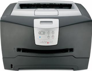 Lexmark E342n Printer Driver Download