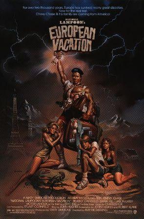 Zombieron: National Lampoon's European Vacation
