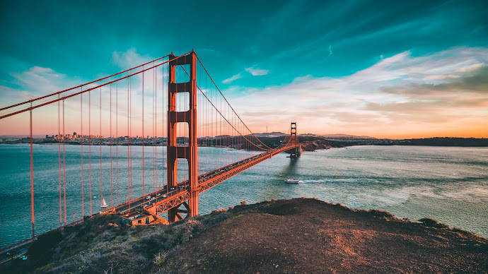 Wallpaper: Golden Gate Bridge