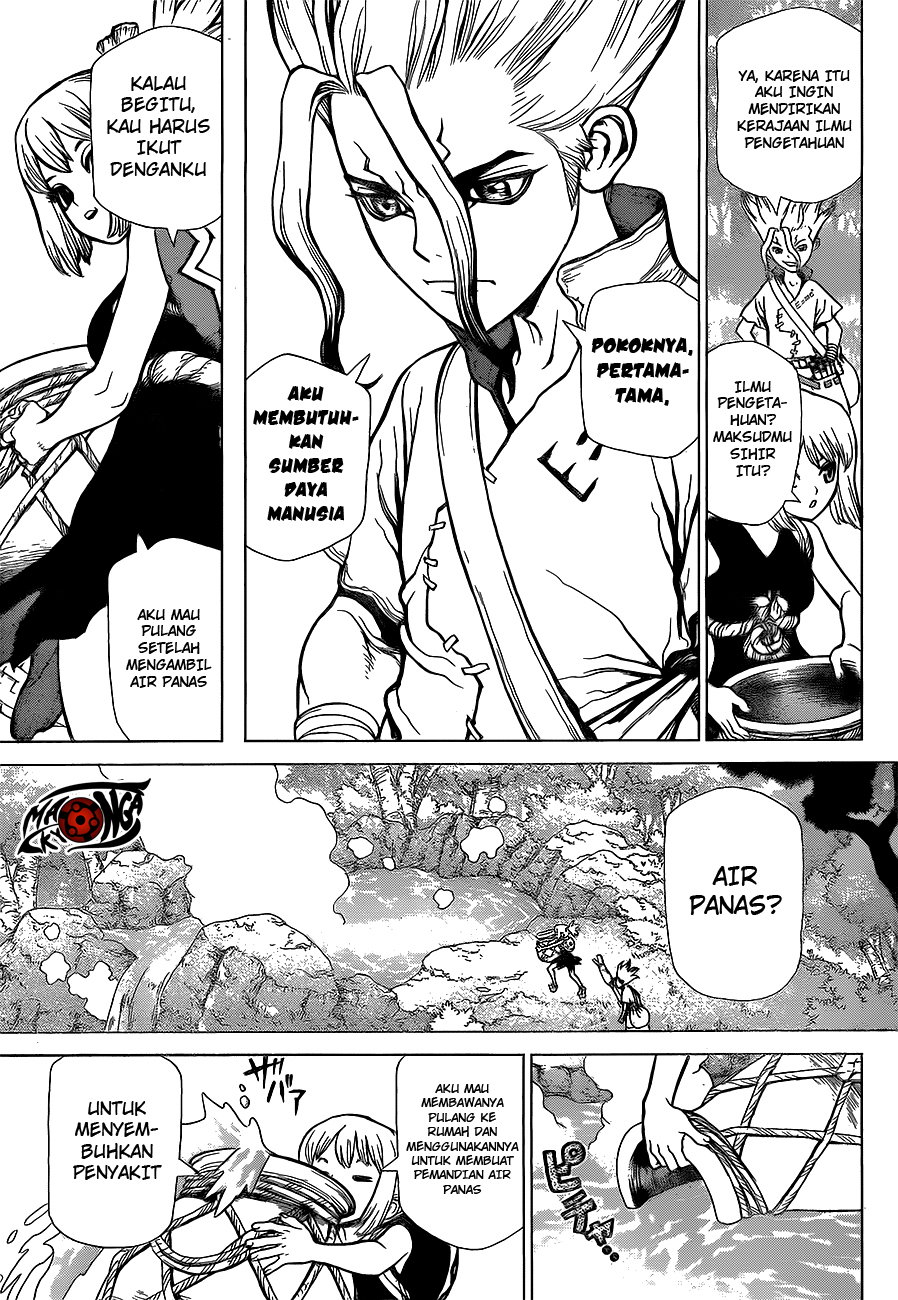 Dr.Stone Chapter 17-5
