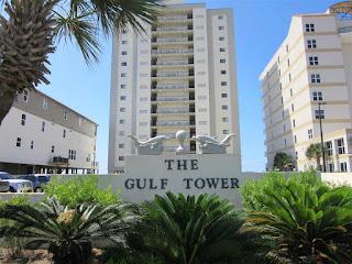 Gulf Tower Beach Condo For Sale, Gulf Shores Alabama