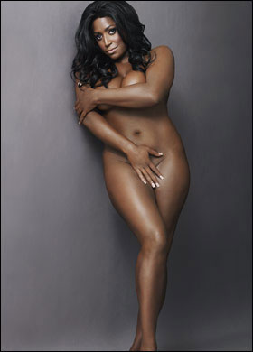 Mica Paris Nude 49