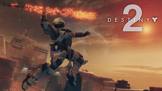 شاهد عرض الإطلاق الرسمي للتوسعة الثانية للعبة Destiny 2