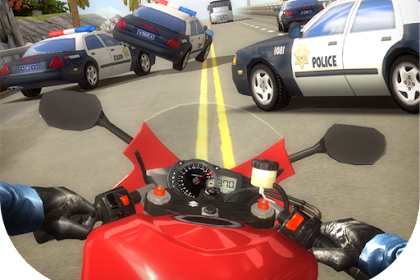 Highway Traffic Rider Mod v1.6.9 Apk (Unlimited Energy, Cash)