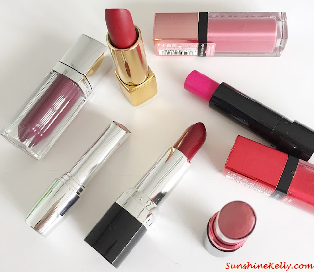 Commanders  of Perfect Lipstick Color