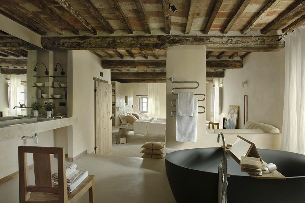 Tuscan Style Interior Design