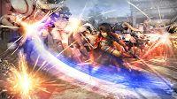 Samurai Warriors: Spirit of Sanada Game Screenshot 1
