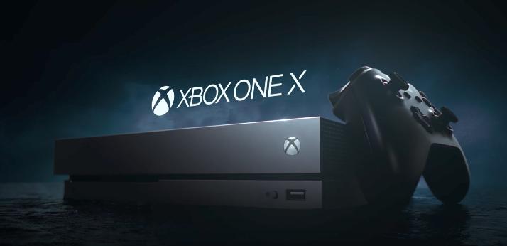 Xbox One X ya se encuentra en el mercado