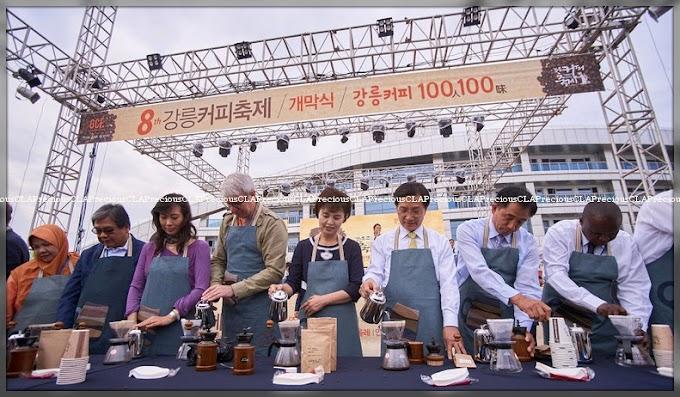 Gangneung : Coffee Festival