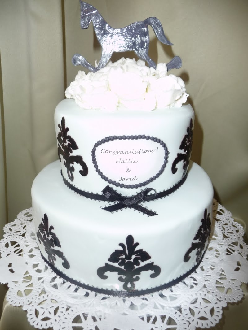 Icing On Top Cakes For Every Occasion Rocking Horse