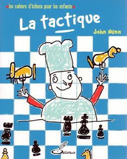 La tactique : Les cahiers d'échecs pour les enfants